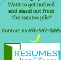 Want to get your resume noticed?